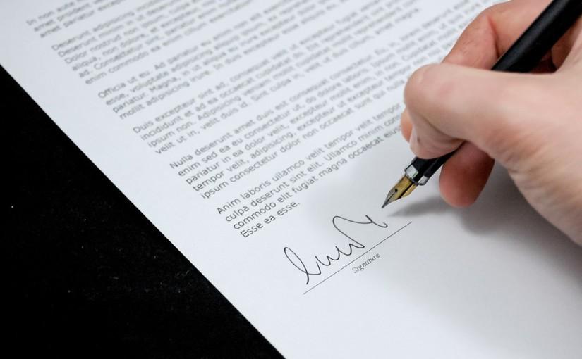 Déclaration d'assurance et règles légales